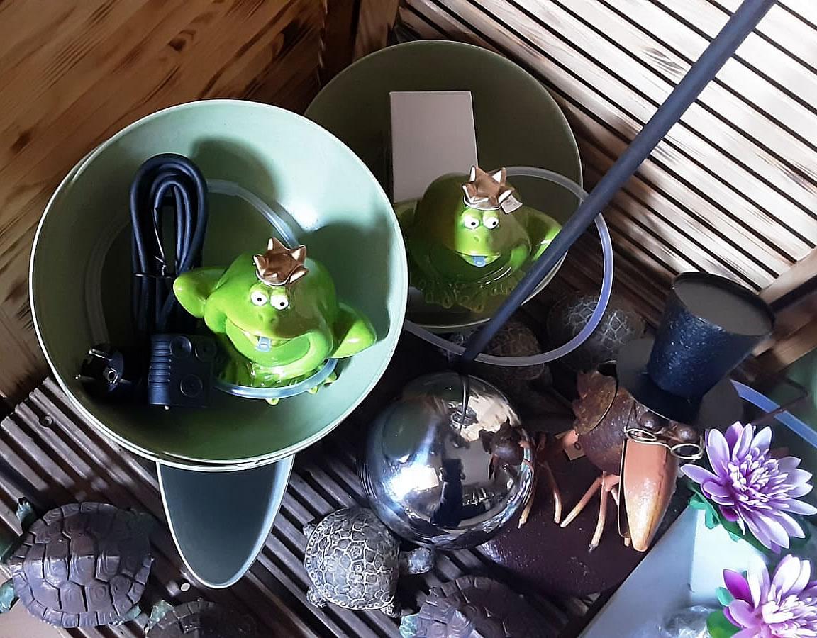 gartendeko-frosch